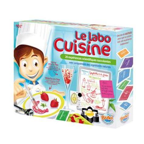 jeux de noel cuisine buki labo cuisine jeux scientifiques achat prix fnac