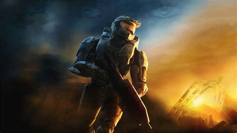 Halo Infinite Cover Art Recreated In Halo 3 Style Looks