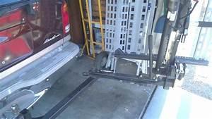 Bruno Asl-250-htp Powerchair Lift
