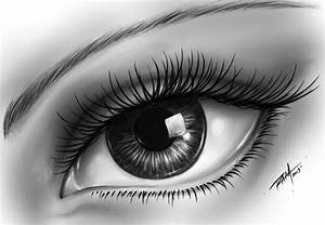How to Draw a Realistic Eye - by RAM by robertmarzullo on ...