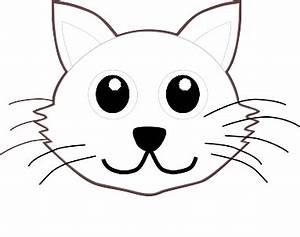 Cat Head Clip Art (39+)