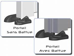 Butée De Portail Battant : arr t de portail automatique ~ Edinachiropracticcenter.com Idées de Décoration