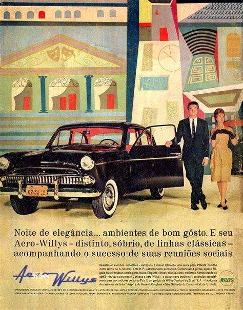 willys  ads brazil