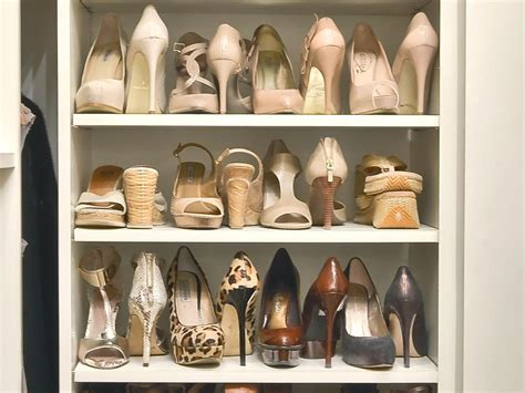 clever shoe storage tips hgtv