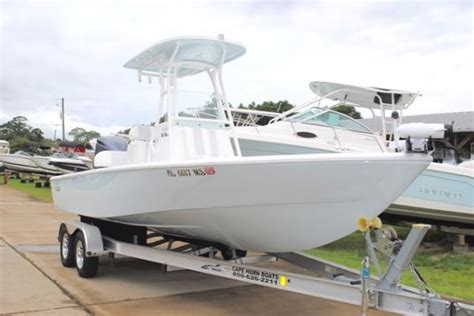 Cape Bay Boats by 2015 Cape Horn 23 Cape Bay Bay Boat 23 Foot Blue 2015