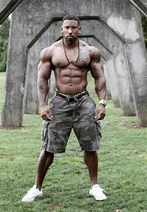 Gorgeous Black Men w/Muscles | Future Possibilities: Sexy ...
