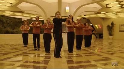 Legion Dance Tv Series Rachel Keller Dancing