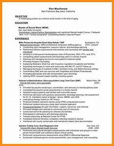 mental health resume objective memo example With career objective social worker resume