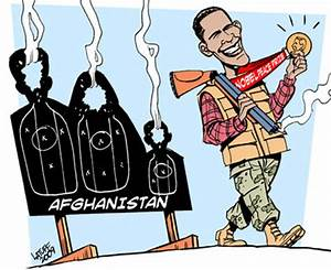 Obama's Prize tells world 'War is Peace' « RAWA News