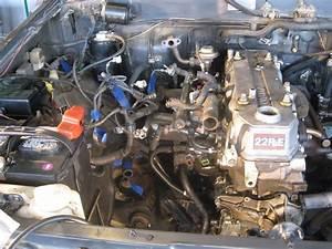 New 22re Preformance Engine Instal