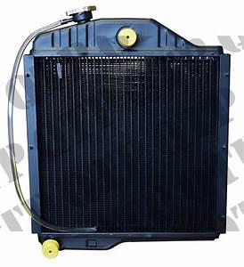 Radiator Zetor 3320 3340 4320 4340 4911 5011