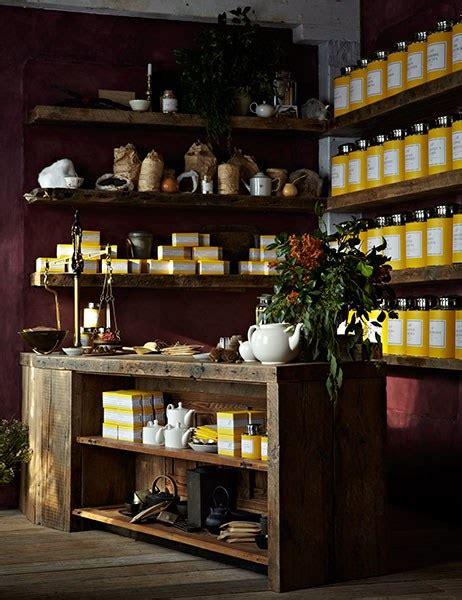 beautifully designed tea shops    world