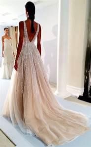 Robe Mariage 2018 : tendance robe du mariage 2017 2018 stunning low back ~ Melissatoandfro.com Idées de Décoration