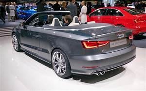 Longueur Audi A3 : essai audi a3 cabriolet 2 0 tdi 2014 l 39 automobile magazine ~ Medecine-chirurgie-esthetiques.com Avis de Voitures
