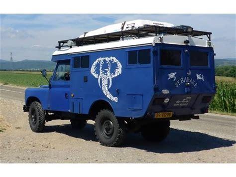 land rover  ambulance sur autoscout land rover ambulance camper pinterest ambulance