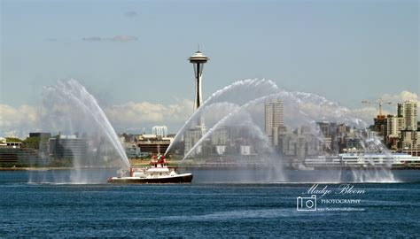 Boat Fire Seattle seattle fire boat leschi the view from right here