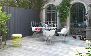 Boden Für Terrasse : terrassendielen holz boden f r die terrasse im garten von ~ Michelbontemps.com Haus und Dekorationen