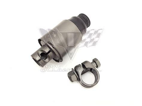 chevy steering column shaft coupling kit oem