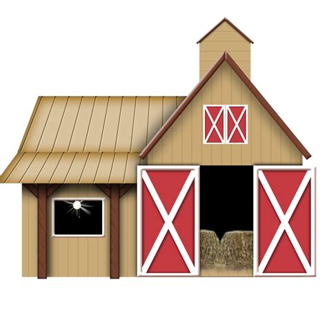 Barn Clipart by фото автор Cutepictures на яндекс фотках Animales