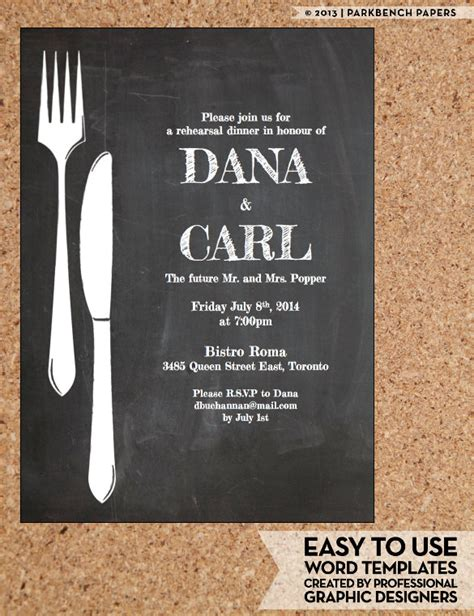 rehearsal dinner invitation template dinner invitation template 44 free psd vector eps ai format free premium