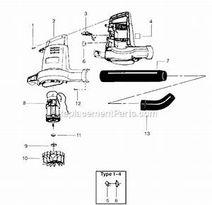 Weed Eater 2510 Parts List And Diagram