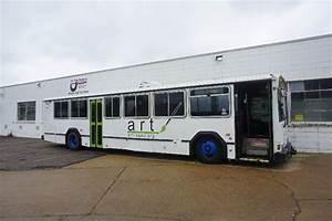 2001 Gillig Phantom 40 U0026 39  Custom Traveling Mobile Studio