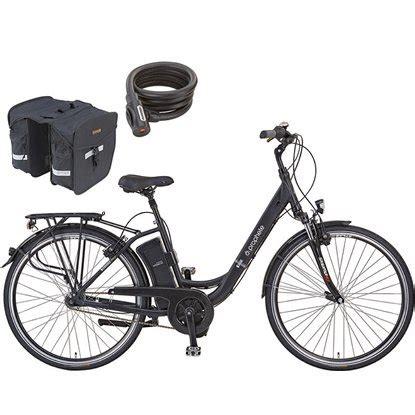 e bike bei aldi prophete e bike alu city 28 quot magura hs11 inkl packtasche und schloss kaufen bei obi