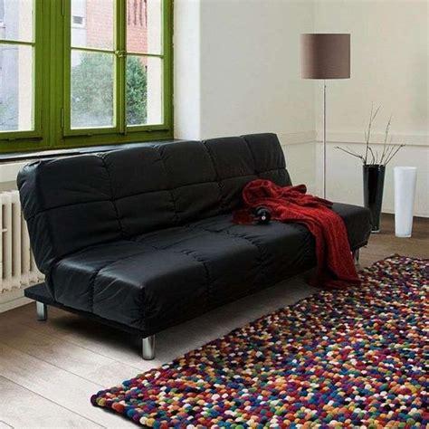 sofa vermelho e tapete preto decora 231 227 o sof 225 preto dicas para deixar sua casa linda