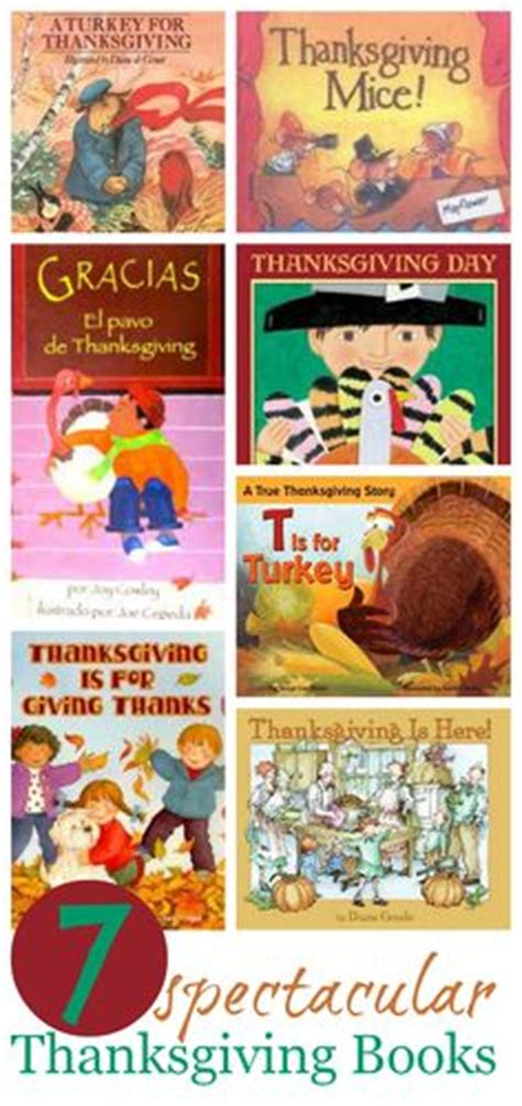 1000 images about thanksgiving amp fall picture books lists 738 | bb525dd484b5b37faf98cd5863179a67