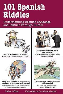 spanish riddles understanding spanish language