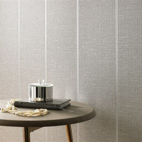 prairie gray textured wallpaper gray stripes wall