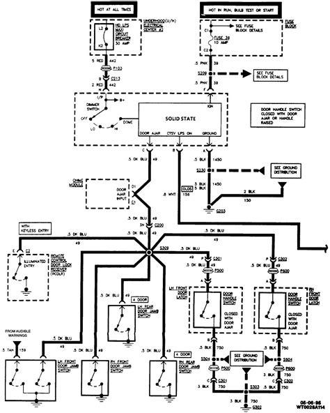 Buick Lucerne Glove Box Wiring Diagram Database