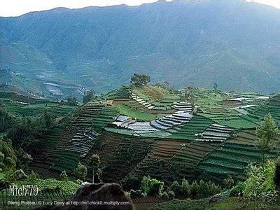 indonesia culture  tourism wonderful tourism  dieng