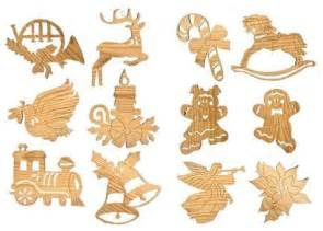 scroll saw ornaments woodworking projects plans