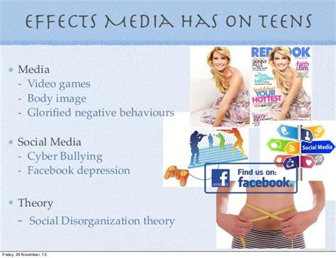 Media Affecting Image Contemporary Social Issues Media Impacts On