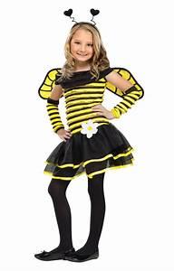 Kostüm Biene Kind : bienen kost m f r m dchen mit dem bienen kost m wird karneval ein honigs er spa jetzt ~ Frokenaadalensverden.com Haus und Dekorationen
