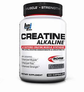Bpi Creatine Alkaline Review  U2013 Supplement With Creatine Element  Product Reviews