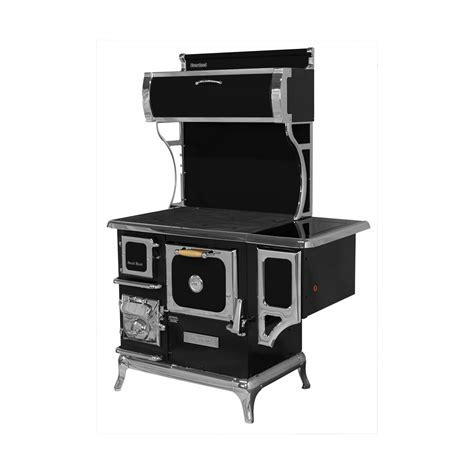 Sweetheart Wood Cookstove with Water Reservoir   Heartland