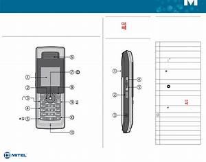 Mitel Ip Phone Mitel 5610 Ip Dect User Guide