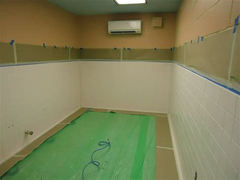 commercial bathroom wall material commercial bathroom reglazing choice refinishers