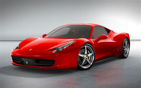 Ferrari 458 Italia Hd Wallpapers 2011