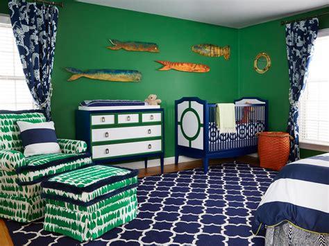 meg caswells classic cool nursery hgtv