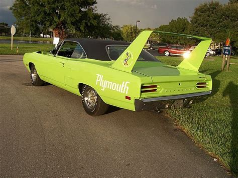 Plymouth Daytona For Sale by 1970 Plymouth Superbird For Sale Motorized Vehicles