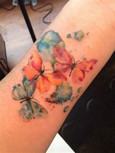 113 Gorgeous Butterfly Tattoos That You Must See ...
