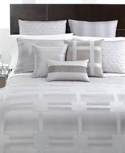 closeout hotel collection meridian quartz bedding
