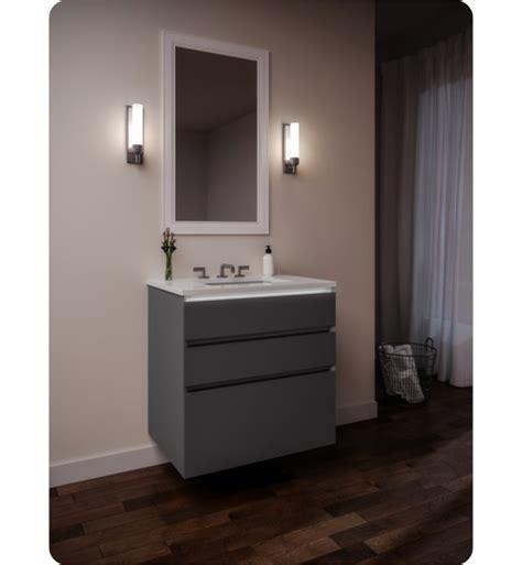 Robern Vanity by Robern 24279200nb00003 Curated Cartesian 24 Quot Three Drawer