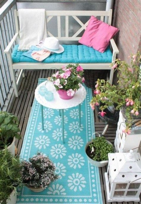 Blog Archive 3 Cute And Stylish Small Balcony Design