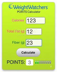 Weight Watchers Tagespunkte Berechnen : how many propoints am i allowed calculating ww points ~ Themetempest.com Abrechnung