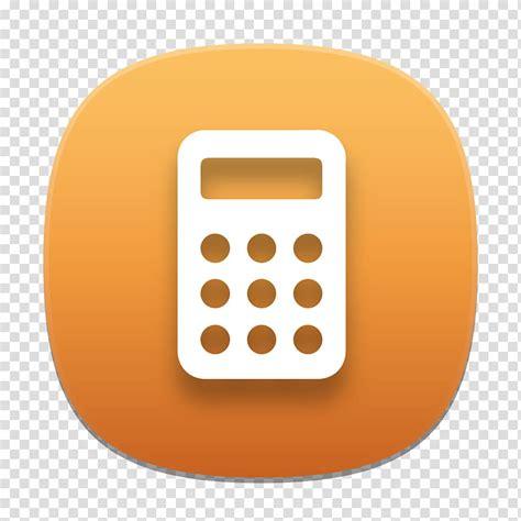 nokia anna style icons calculator transparent background