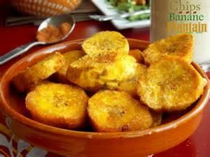 comment cuisiner les bananes plantain chips de banane plantain le cuisine de samar